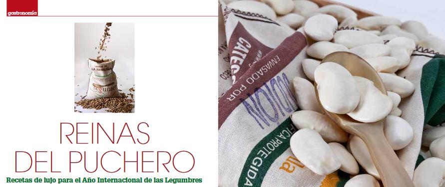 Revista Viajar – REINAS DEL PUCHERO