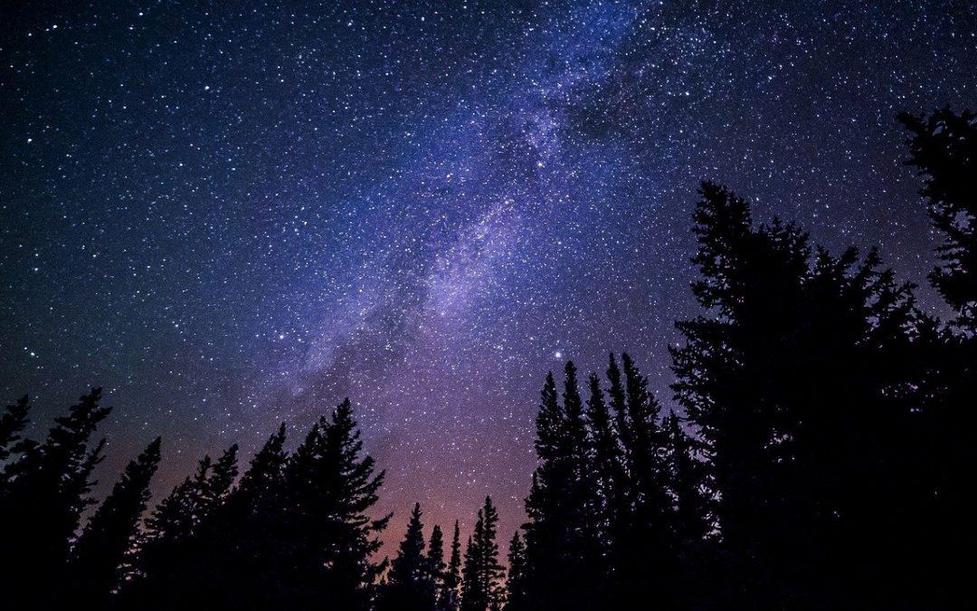 Gemínidas, la lluvia de estrellas de otoño